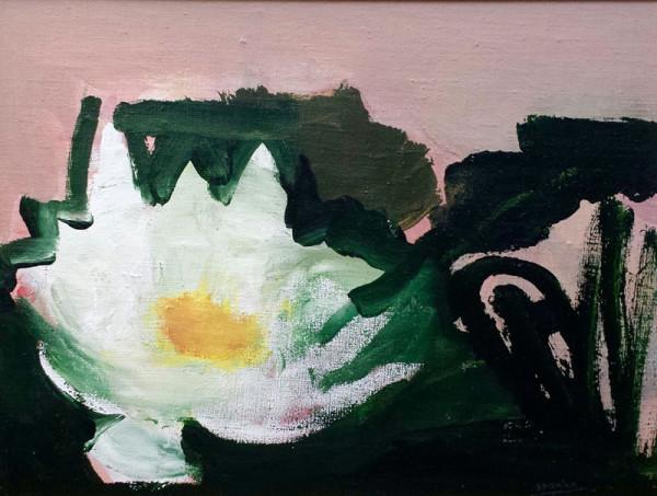 Lelie-Lily 40x30 cm 2005