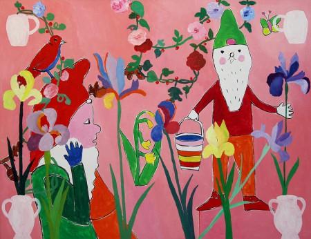 Tuin-Garden 100x130 1994