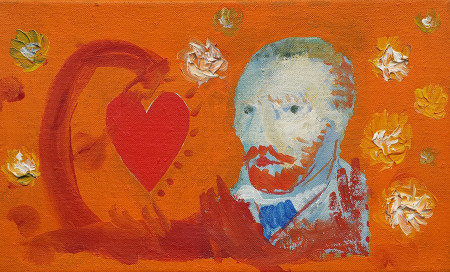 Vincent 30x18 cm 1988