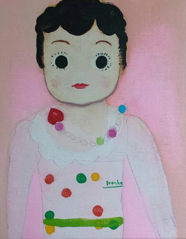 Betty Boop 25x30 cm 2013