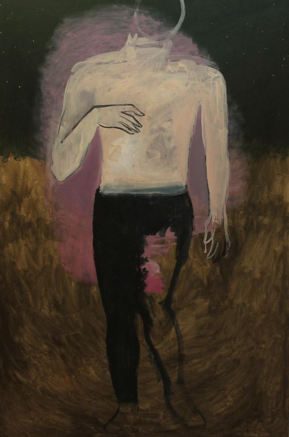 Slaaf-Slave 120x180 cm 2001