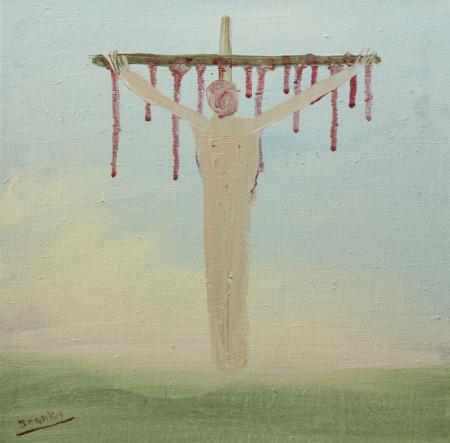 Verlossing-Redemption 30x30 cm 1998