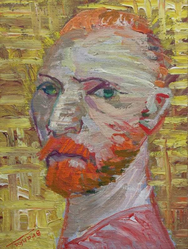 Vincent 18x24 cm 1988